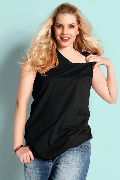 Picture of Majica V izrez Basic top