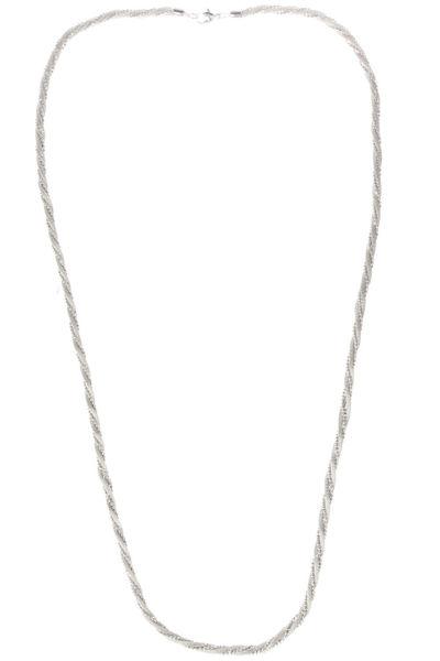 Picture of Ogrlica metalne perle