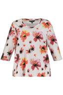 Picture of Majica 3/4 rukavi cvjetni motiv