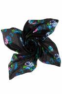 Picture of Marama svilena s cvjetnim motivom