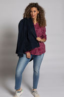 Picture of Majica s valovitim prugama dugi rukavi