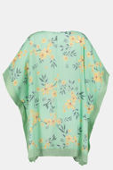 Picture of Bluza spušteni rukavi motiv cvijeća
