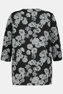 Picture of Majica A kroja cvjetni motiv