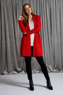 Picture of Kardigan duži model s džepovima